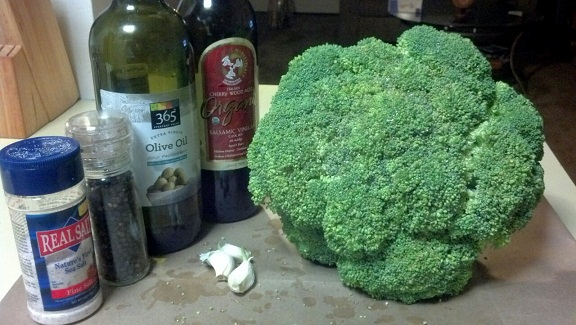 roasted broccoli ingredients