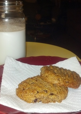 cookies n coconut milk