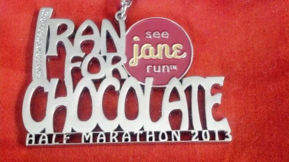 2013 SJR race medal